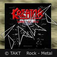 Nášivka Kreator - Enemy Of God Imp.