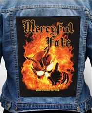 Nášivka na bundu Mercyful Fate - dont Breath The Oath
